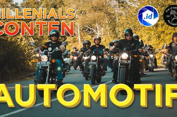 Millennials Content : Kaltara Motor Contest 2020 (1/2)
