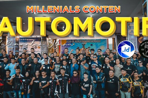 Millennials Content : Kaltara Motor Contest 2020 (2/2)