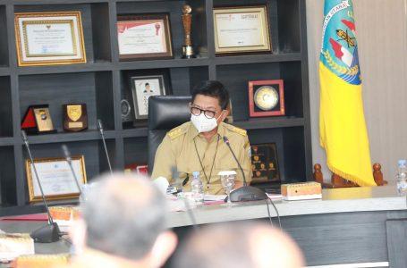 Gubernur Kaltara Minta Penanganan COVID-19 Diintesifkan