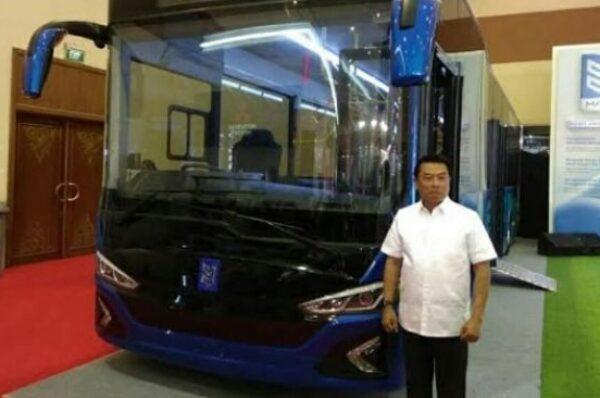 Indonesia Siap Produksi Bis Listrik Karya Anak Bangsa