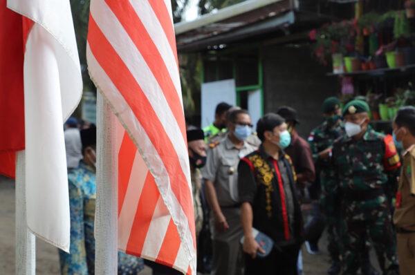 Wakil Menteri ATR/BPN Kunjungi Beranda Negara di Nunukan