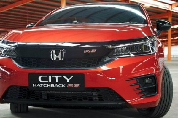 Honda City Hatchback Datang, Produksi Jazz Berhenti