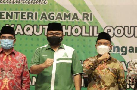 Menteri Agama Minta Warga Kaltara Jaga dan Rawat Wajah Indonesia