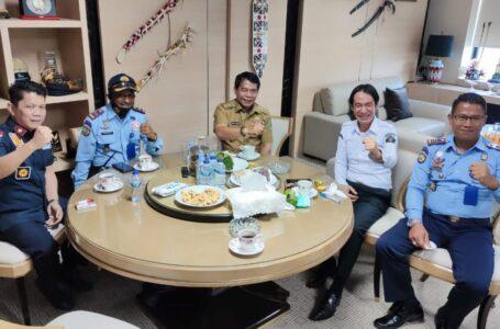 Gubernur Kaltara Dukung Percepatan Pembangunan Kanwil Kemenkumham Kalimantan Utara