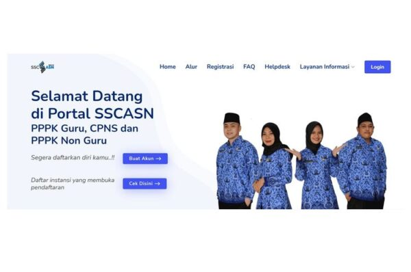 Pendaftaran CPNS 2021 Dimulai, Ini Persyaratannya