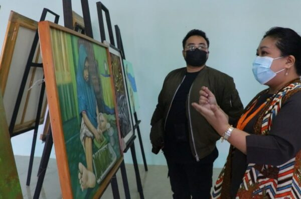 Taman Budaya Kaltara Memanggil Para Seniman Benuanta
