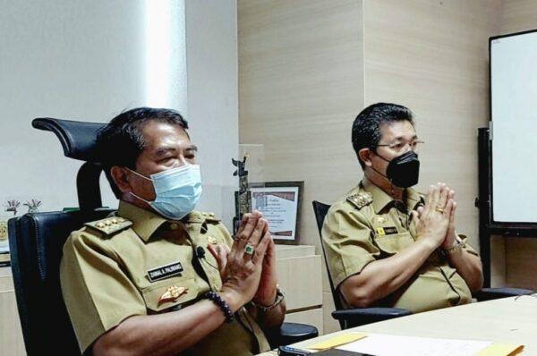 Gubernur – Wakil Gubernur Kaltara Ajak Warga Disiplin Terapkan Prokes