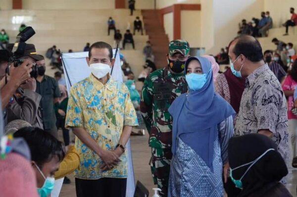 Pemkab Berau Siapkan 750 Visal Vaksin Untuk Masyarakat