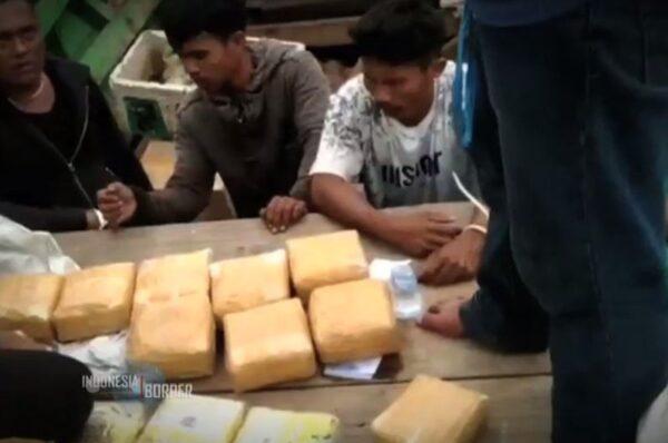 BNN Kaltara Gagalkan Penyelundupan 20 Kg Sabu dari Tawau