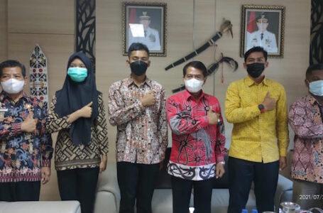 Khairi Dan Aurelia Paskibraka Kaltara yang Akan Bertugas di Jakarta
